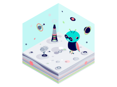 Isometric Space
