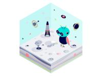 Isometric Space