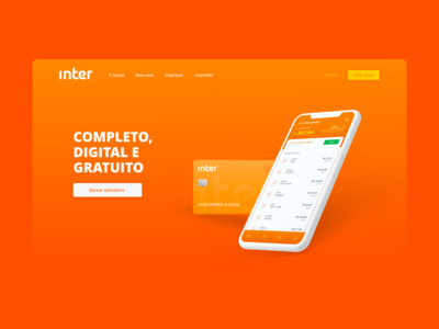 Inter Bank Concept Design