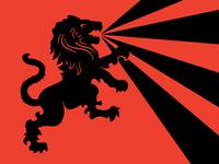 Art is a Rebel(Lion)