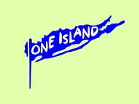 One Island Logo Alternate