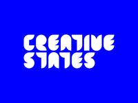 Creative States Logotype