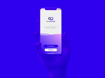 Login Interaction Concept iphone prototyping ios micro interaction log in interface interaction ux ui mobile app clean design principle sketch