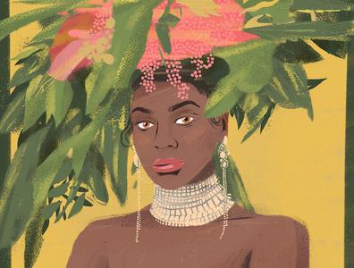 Beyonce digital wacom photoshop ilustracion illustration beyonce