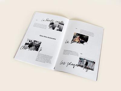 Editorial / Sans Toit Ni Loi Pressbook