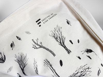 F. Festival Textile Pattern