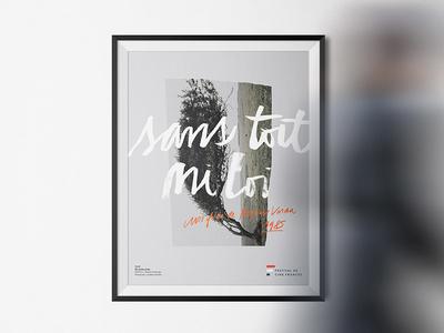 Poster / Sans Toit Ni Loi