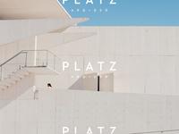 Platz Arq+Dsñ — Branding