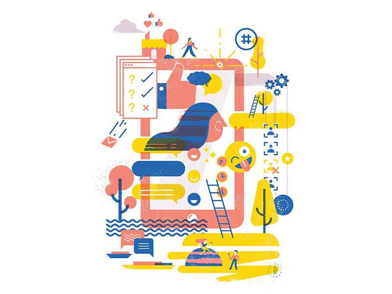 Communication Strategies / Use of social media for entrepreneurs by