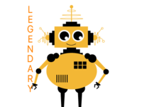 iBot Sticker for iMessage
