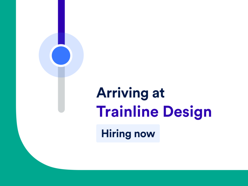 We are hiring! product design hiring job