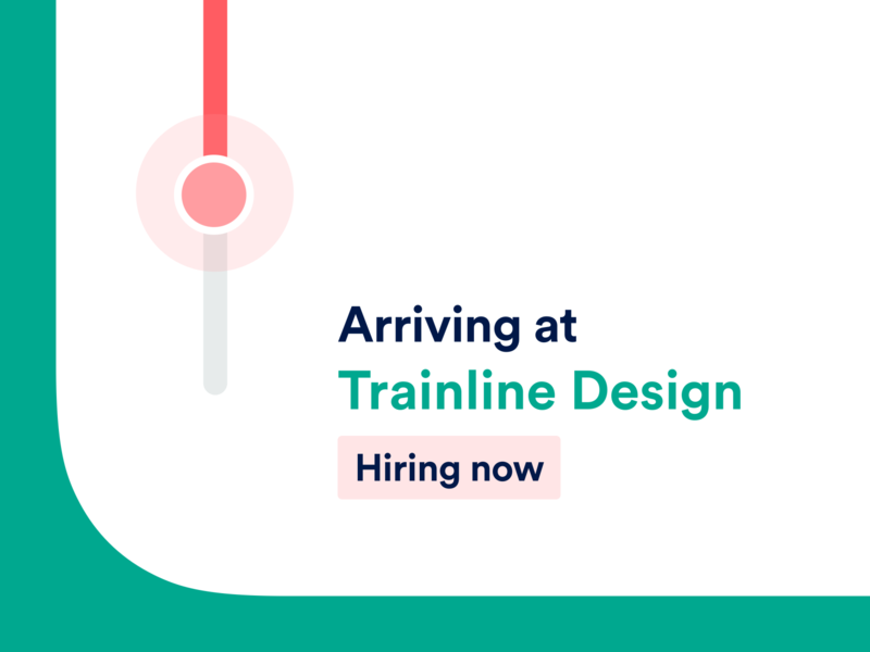 We are hiring designers at all levels! design transport job product design hiring