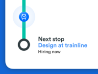 Trainline are hiring