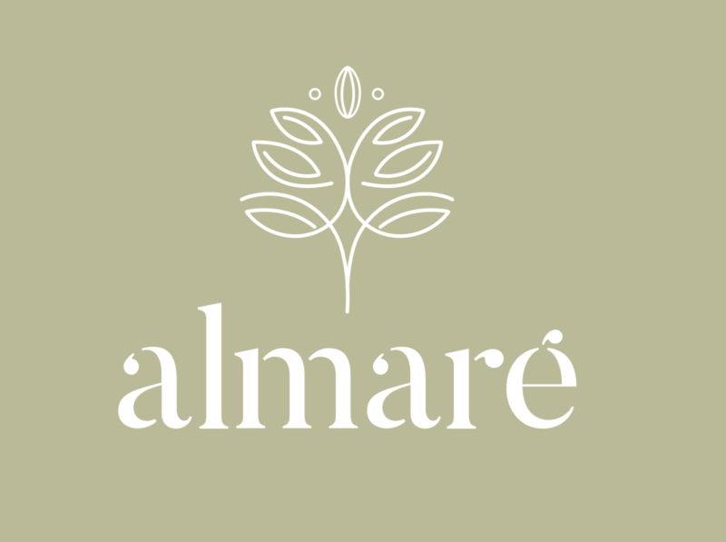 Almaré photoshop aftereffects vector design desserts bakery logodesign branding and identity brandidentity flatdesign illustration