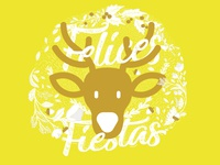 Felices Fiestas Dribbble