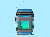 Fortnite Chug Jug Consumable Illustration