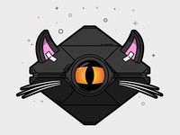 Nine Lives Ghost Shell