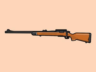 Model 700 Sniper Rifle