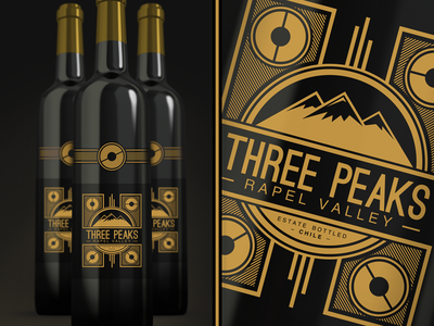 Wine Label Design packaging label wine