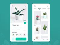 Tree Store Mobile App