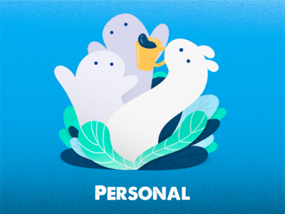 Gumdrop Feature. Personal