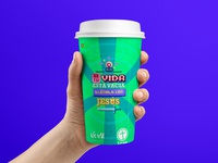 Coffee cup concept #1