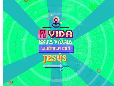 Vida Llena Con Jesús