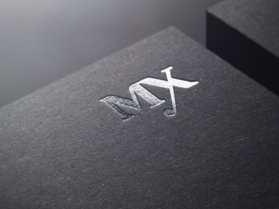 Mx - Monogram