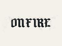 Onfire Doodle