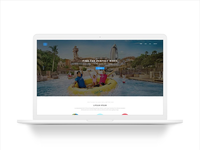 Water park Home page