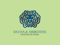 Davian And Associates Logo Design