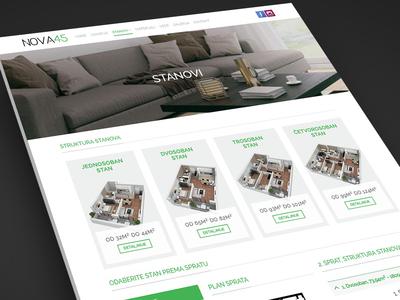 Mikele Website Nova45