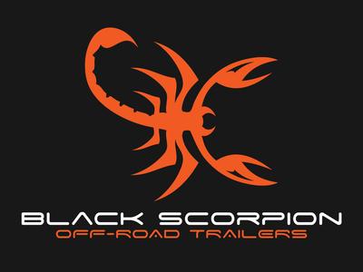 Mikele Logo Black Scorpion