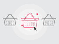 Ecommerce Dribbble Illustration 2