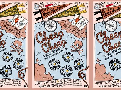 Cheep Cheep poster