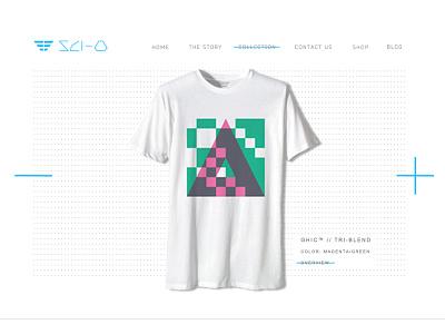 SCIO e-commerce clean design
