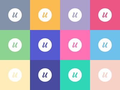 Uilix Dribbble app illustration branding vector design flat team agency branding first shoot logo ui ux ai startup clean agency