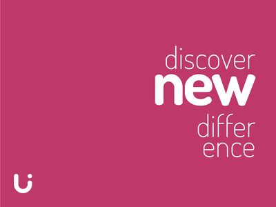 discover new difference brand identity branding design branding web design web logo icon flat design agency ai ux ui startup clean