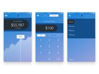 Bankr Mobile App