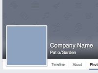 Facebook Cover Refresh