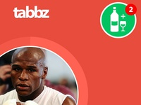Tabbz Drink Ordering App UI