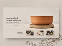 Handcrafted Ceramics