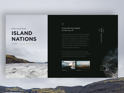 Explored - 002 webflow adventure blog article modern minimal simple clean