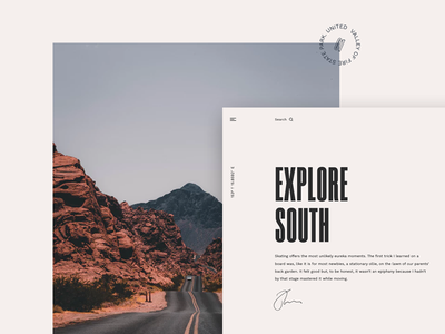 Explore South knox type bekkers magazine article blog minimal