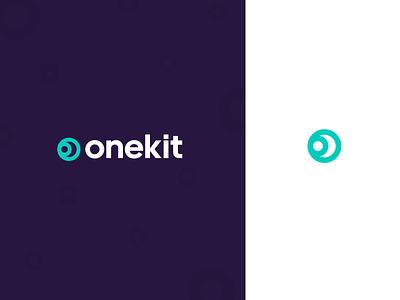 Onekit.co - Ultimate Tool Kit purple mark icon type kit tools minimal bekkers ui logo
