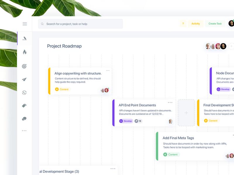 Dashboard - Roadmap