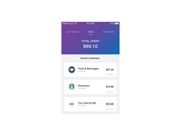 Expenditure App