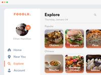 Foodlr UI