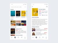 Books App UI/UX