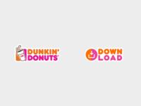 Revisiting famous logos